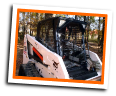 BOBCAT G Series Skid Steer Cab Enclosure
