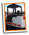 Bobcat 324 M Series Excavator Cab Enclosure