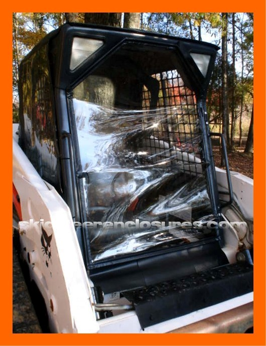 BOBCAT G Series Skid Steer Cab Enclosure DOOR & G Series Skid Steer Cab Enclosure DOOR pezcame.com